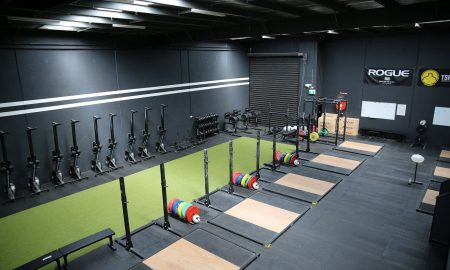 crossfit gym additions