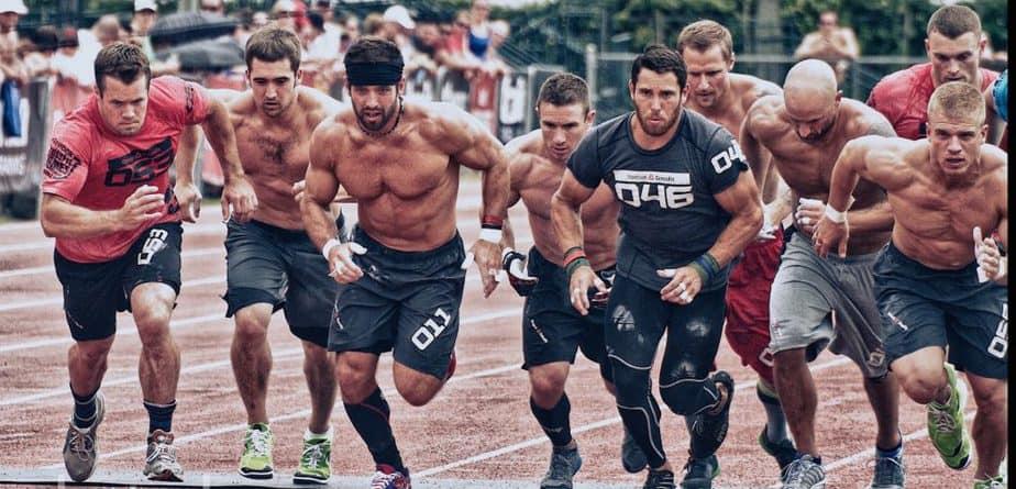 crossfit training for a marathon
