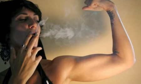 smoking crossfit