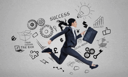 balancing fitness running a business