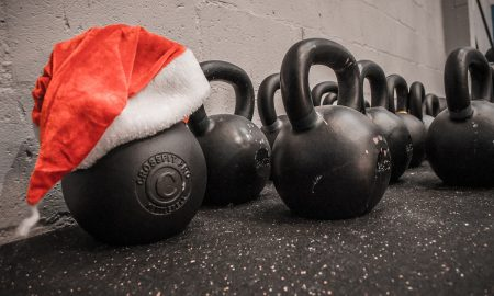 crossfit christmas activities