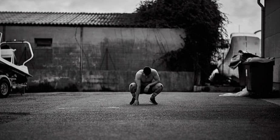 crossfit anxiety