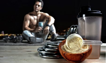 Build Muscle supplements
