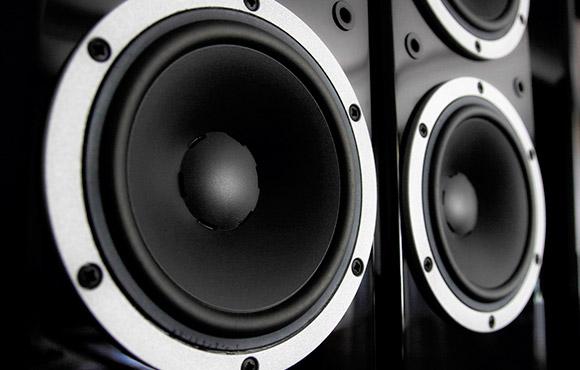 crossfit music speakers