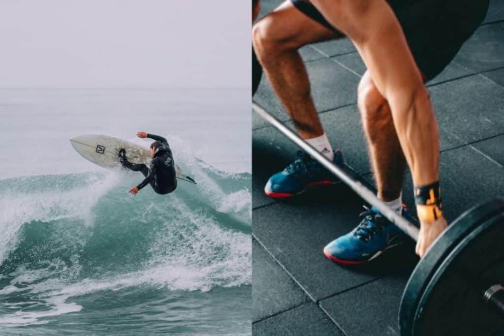 crossfit surfing