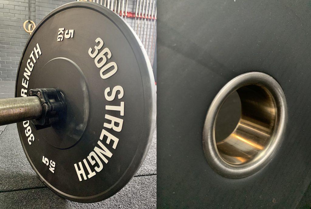 bumper plates 2